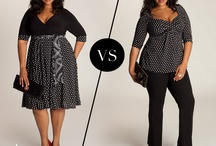 It Comes In My Size! / Great designs in plus sizes. / by Donkey Britches