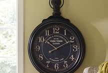 Clocks / by Clarice Christensen