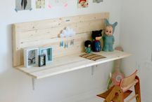 kids space / by Karla Aldinger
