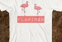 Flamingos / by Petra Burroughs