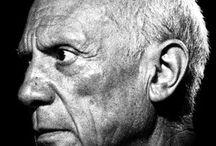 Picasso his life & arts / by Antal de Waij