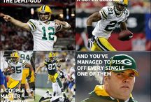 PACKERS! GO PACK GO! / by Jennifer Garlie