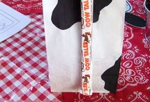 Party on the Farm / It isn't a party without sheep cupcakes and pig cake pops!  / by Illinois Farm Bureau