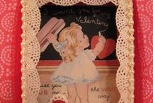 Vintage Valentines / by Marilyn McIldoon