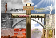 Bible Charts&More / by Denise Bethea