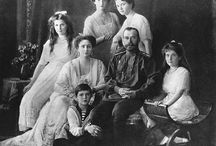 The Romanovs / Russian Royality / by Lesley McDermid