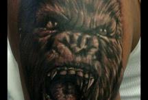 Tattoos and Tattoo ideas / by Jason Gray