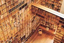 Favorite Places & Spaces (& Bookshelves.) / by Jaden Willis