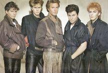 The 80's! / by Allana Bennett