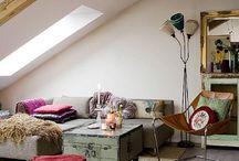 cozy corner / by Janie Thomas