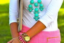 Spring fashion  / by Nicole McGougan