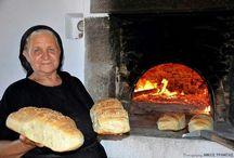greek food / by InStrawberryFields