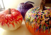 Pumpkins / by Jan Snure