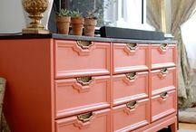 PAINTED: Furniture / by Isadora