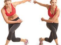 Fitness - uggh!!!!! / by Darla Burtenshaw