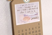 Calendars / by Joy Rangel