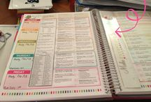 Erin Condren Planning / by Amanda Donajkowski