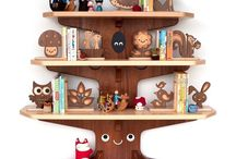 kids and babies decor / by Juliana Glup