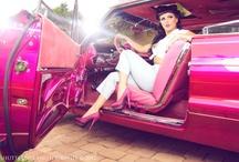 Chicks 'n' Motors ♡♡♡ / by Marilyn Monroe in Colour