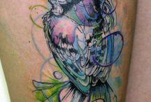 Tattoos / by Nathan Custom Bishop
