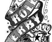 Roller derby / by Darla Eades