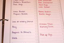 Organization / by Robin Wright