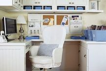 home office / by Kelli Meusel