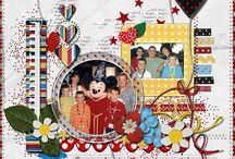 Disney trip / by Stefanie Robison