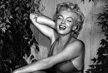 Marilyn Monroe! / by Juliette Wyatt