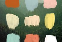 Color Palettes / by Deanna Staffo