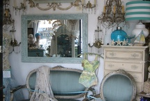 In with the OLD, Out with the New: Antiques / by Maggie Lim