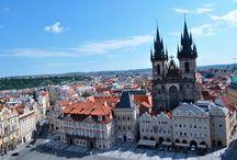 La República Checa, el país de tus historias. / Imágenes compartidas por nuestra comunidad en Facebook, te invitamos a que nos compartas tu historia junto con la República Checa.  / by Czech Republic