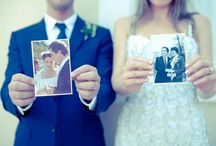 engagement/wedding photo ideas / by Krysta Johnson