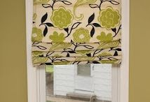 Window Treatments / by Joan Umland
