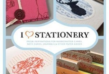 Stationary / by Lauren Thompson