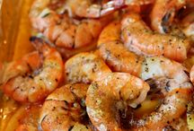 Seafood recipes  / by Shelley Harper