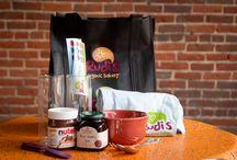Gluten Free Giveaways / by Jenny Manseau Creative Cooking Gluten Free