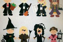 Harry Potter / by Susie Evans-Thornburg