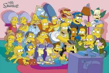 I Love the Simpsons! / by Cassie Belcher
