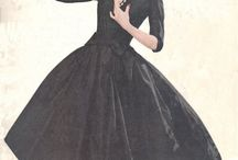 Vintage Fashion 1950s / Vintage fashion from the 50s / by Athena VintagePrecious
