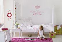 Princess Jada's Room Ideas / by Jennifer Williams
