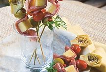 Easy Appetizers / by Jennifer Kirkendall