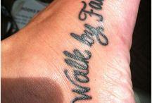 Tattoo / by Summer Woodside-Wiley