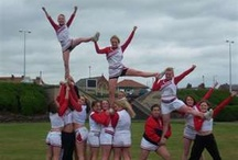 CHS JV Cheer Stunt Ideas / by Shaina Carrico