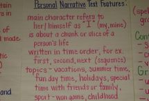 Writing: Personal Narratives / by M Sutermaster