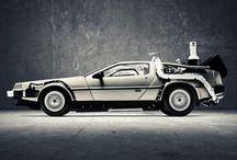 Automobiles - a Filmography / by David James