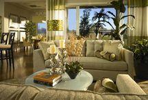 living room / by Brooke Metcalf