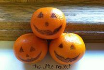Fall & Halloween / by Kathleen Ricci