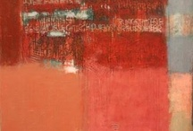 Abstract-reds/oranges / by Leifa Collins