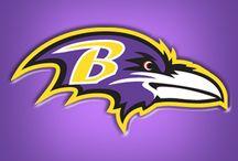 Baltimore Ravens / by Verna File